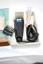 Wahl Model SC Single cut clippers in the box
