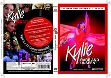 Kylie Minogue - Rare And Unseen (DVD, 2010)