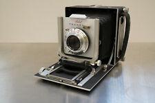 Linhof Technika III 4x5 Type 3 Large Format Camera + Xenar 150mm 4.5 - Tested!