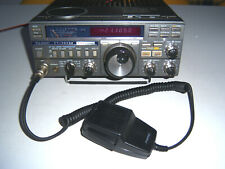 Transceptor (Transceiver) YAESU FT-757GX (con filtro estrecho telegrafía)