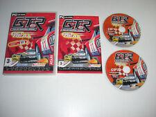GTR FIA GT Racing rom PC CD ROM G T R 1-envoi rapide
