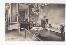 France, Versailee, Grand Trianon, le Cabinet de Napoleon 1er LL Postcard, A547