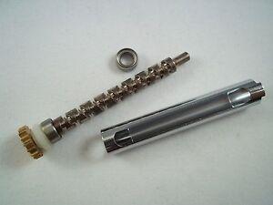 Abu Garcia Ambassadeur 6000 6001 6500 6600 C5 MAG 2 Bearing Worm Gear kit 25195