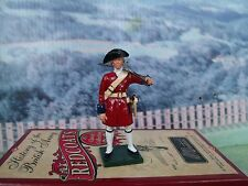 54 mm  Britain Musketeer Foot Guards 1705  #43047