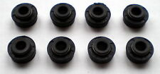 VALVE STEM SEALS SET KIT X 8 FORD PINTO OHC CVH CAPRI CORTINA ESCORT SIERRA