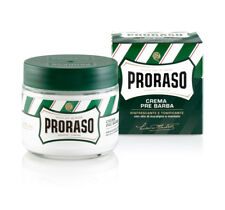 Proraso Pre Shave Cream 100ml - with Eucalyptus and Menthol Green Formula