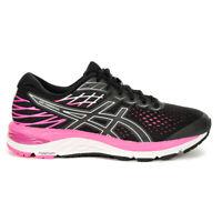 ASICS Women's Gel-Cumulus 21 Black Running Shoes 1012A468.004 NEW
