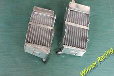 Braced Aluminum Radiator For Honda CR125R CR250R 1982 50mm Core