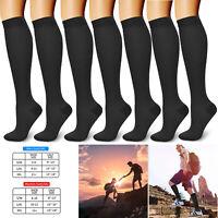Compression Socks Stockings Knee High Medical 20-30 mmHG Graduated Support Socks