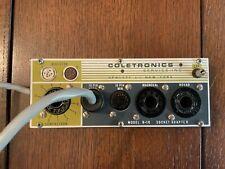 Coletronics Model B-16 Tube Tester Socket Adapter