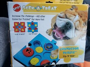 Spot Seek A Treat Connector Puzzle Flip N' Slide