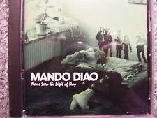 CD Mando Diao/never seen the Light of Day – album 2007