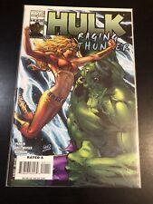 Hulk Raging Thunder 1 First Appearance Origin Lyra, Hulk Thundra One Shot MCU