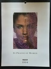 1994 Pirelli Calendar HERB RITTS In Praise Of Women Special Edition 2000 No 1744