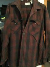 Men's Vintage Fieldmaster Heavyweight Cotton Button-Up XLT EUC