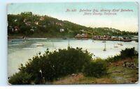 Belvedere Bay Hotel Belvedere Marin County California Vintage Postcard E35
