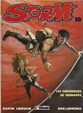 DON LAWRENCE . STORM N°10 . EO . 1985 . LES CHRONIQUES DE PANDARVE 1 .