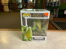 Funko POP! NIP Deluxe Game of Thrones RHAEGAL Dragon #47