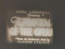 PHANTOM OF THE OPERA 1925 STD 8 B/W SILENT 4X400FT FEATURE CINE FILM 8MM CHENEY