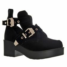 Unbranded Women's Buckle Boots