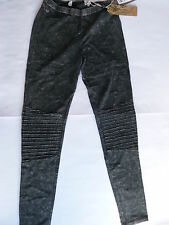 SO 16 - Leggings, Gris (Off Black) m62538 V. García gr.152- 170