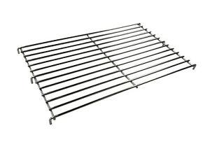 BBQ DIY Brick Charcoal Grate Heavy Duty 7mm Thick Chrome or Stainless Steel