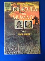 Universal Presents Dracula, The Mummy, and other stories (Dell) Comic - (9/63)
