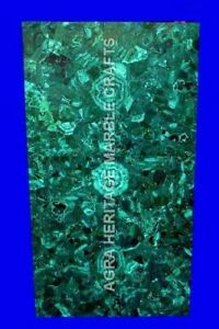 4'x3' Buy Marble Top Dining Center Table Online Malachite Inlay Decor H4759A