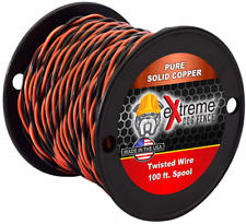 14 Gauge Solid Core Heavy Duty Professional Grade Twisted Dog Fence Wire