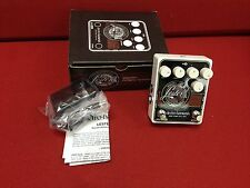 Electro-Harmonix Lester K Deluxe Rotary Speaker Pedal Mint! With Power Supply!