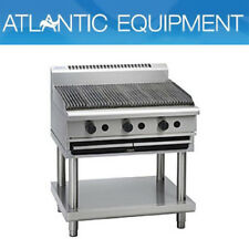 Waldorf CH8900G-LS 900mm Gas Chargrill - Leg stand