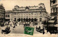 CPA Paris 8e, Paris - La Gare Saint-Lazare (362783)