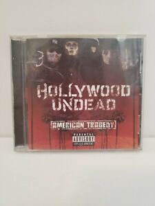 "Hollywood Undead ""American Tragedy"" CD %"