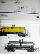 M21 Märklin 4861 Alaska Güterwagenset E Kesselwagen