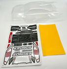 Team Corally KRONOS XTR - Body Shell(Clear polycarbonate cover/Body Pins C-00173