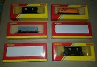 OO gauge Hornby Model railway wagon choose from list