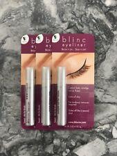 Blinc Eyeliner Black Sample 0.02oz Brand New (Get one Free)