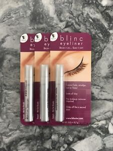 Blinc Eyeliner Black Sample 0.02oz Brand New (Get one Free)