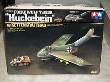 """Tamiya 1/48 Scale Focke Wulf Ta 183A """"Huckebein"""""""