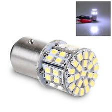 12V BAY15D 1157 1206 50SMD LED 6000K Light Car Tail Stop Brake Lamp Bulb White