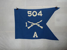 flag648 Vietnam US Army Guide on 504th Infantry Regiment 1 Battalion Company A