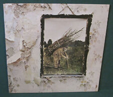 Led Zeppelin IV 4 LP Australia Atlantic SD 7208 Exc