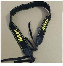 Nuevo Genuino Nikon cuello correa de hombro para Nikon D850 D80 D90 D810 D7200 D3400