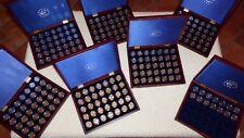 komplette Sammlung aller 263x 2 Euro Gedenkmünzen bis 2016 + BONUS PP + st