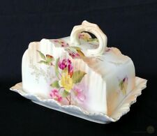 Rare Antique Wiltshaw Robinson Carltonware Cheese Dish | FREE Delivery UK*
