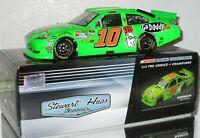 2012 DANICA PATRICK #10 GODADDY.COM ROOKIE 1/24 CAR#397/4540 AWESOME ROOKIE CAR
