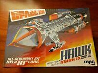 New MPC Space: 1999 HAWK Mark IX Plastic Model Kit Space Ship