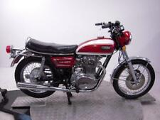 1972 Yamaha XS2 650 Unregistered US Import Barn Find Classic Restoration Project