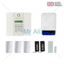 Visonic PowerMaster GTX Compact Wireless Alarm System Kit 0-103777 with 3 PIRS