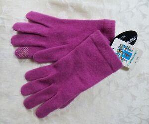 100% Cashmere Portolano Women's Tech Gloves